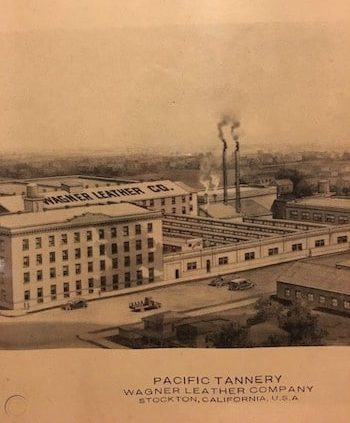 pacific tannery vintage