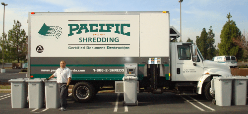 Shredding Deal